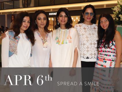 Spread-a-smile-event